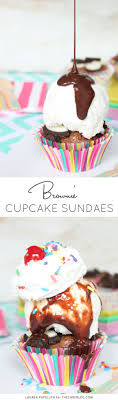 134 best images about Ice Cream Cupcakes on Pinterest