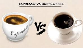 Drip coffee and put an end. What Is The Difference Between Espresso And American Coffee Quora