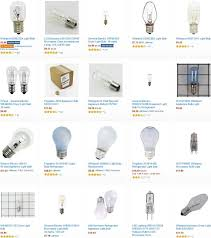 refrigerator light bulb. appliance light bulbs refrigerator bulb c