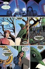 YOUNG JUSTICE #20 is written by Greg Weisman and drawn by Christopher Jones  with color by Zac Atkinson. The…   Young justice comic, Young justice,  Christopher jones