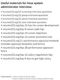 Administrator Resume Sample Senior Network Administrator Resume ...