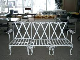 iron patio table garden furniture creative of vintage wrought iron patio table and chairs wrought iron