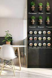 Kitchen Décor Ideas Love This Clever Feature Wall With Herb And Spice Display Sourced Vi Kitchen Feature Wall Kitchen Organization Wall Kitchen Wall Colors