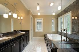 overhead bathroom lighting. the modern bathroom light fixture interior design ideas and galleries overhead lighting