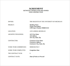 agreement template between two parties payment agreement template between two parties template business
