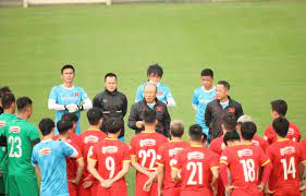 Men's national football team ready to leave for UAE   Culture - Sports