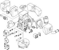 b series small diesel engine single cylinder engine hatz diesel equipment