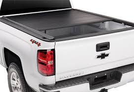 Trident FastTrack Retractable Tonneau Cover - Retracting Truck Bed Cover