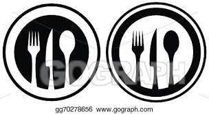 kitchen utensil clipart black and white. Contemporary Black Set Food Icon With Kitchen Utensil Intended Kitchen Utensil Clipart Black And White
