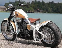 la chica bonita at cyril huze post custom motorcycle news