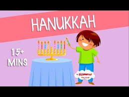 Small Picture 15 Mins Hanukkah Songs for Children Chanukah The Kiboomers