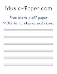 Print Out Blank Music Sheet Free Blank Sheet Music