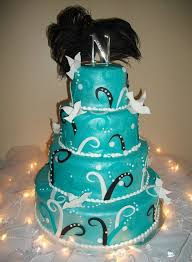black and white and blue wedding cakes. Whiteblue Wedding Cake Photos Cakes Blue With Black And White On