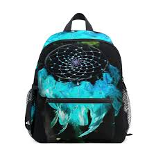 Amazon Com Mini Backpack The Light And Dark Blue Of