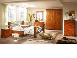 Bett 140x200 Braun Holz Betten Massiv Holz Schlafzimmer Möbel Byzanz