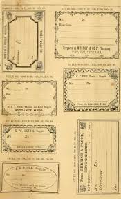 best ideas about vintage paper vintage paper printable vintage pharmacy apothecary labels the