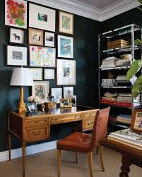 deluxe wooden home office. DecorationsDeluxe Nice Wall Gallery Art Wth Brown Painted For Home Office Ideas With Deluxe Wooden