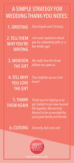 best ideas about thank you notes thank you cards a simple strategy for writing wedding thank you notes how to word wedding thank you