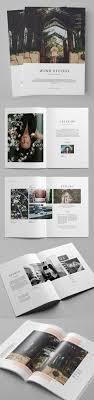 Magazine Layout Design Pinterest 17 New Creative Brochure Catalog Templates Designy