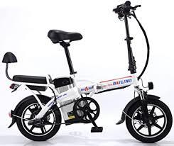 LKLKLKLK <b>New Folding</b> Electric Bike 350W <b>Electric Moped</b> Electric ...