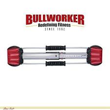 Original Bullworker Exercise Chart Strength Training Bullworker