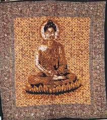 Gujral <b>Fashion</b> Cotton God's Figure <b>Buddha Wall</b> Hanging, Size: 235 ...
