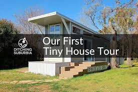tiny houses austin. We Got Our First Tiny House Tour While In Austin, TX Houses Austin