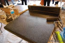 countertop i d rather be living in bora for rust oleum stoneffects coating inspirations 7