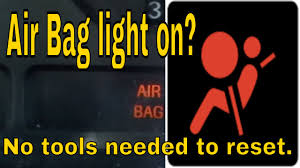 Airbag Light Fix How To Reset Ford Mustang Airbag Light Vehix411