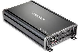 Kicker Cxa300 1 Red Light Details About Kicker 43cxa3004 Car Audio Stereo 4 Channel Amplifier Speaker Sub Amp Cxa300 4