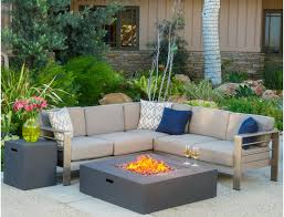 crested bay patio furniture with fire pit