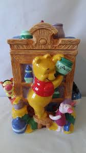 Disney Cookie Jars For Sale Enchanting 32 Best Cookie Jars Images On Pinterest Cookie Box Boxes And