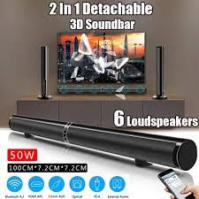 Loa thanh tivi 3D âm thanh nổi DM LP-1807 - Loa Vi Tính Thương hiệu OEM