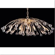 a 1155 modern design chandelier with crystal with crystal 24 k gold