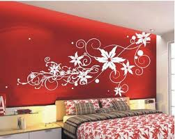 Bedroom Wall Stencil Designs - Homepeek