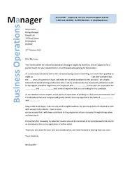 Best Ideas Of Business Management Cover Letters Twentyeandi Also