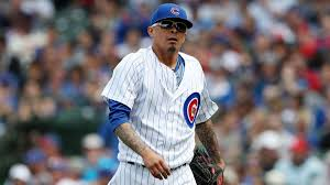 After previous trade deadline drama, Jesse Chavez relieved to be on Cubs -  Chicago Tribune