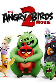 Now Player - The Angry Birds Movie 2 (Eng. Version)