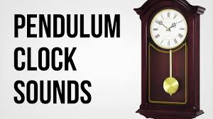 full image for chic wall clocks with sound 127 wall clock with bird s pendulum wall