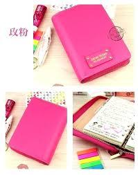 Planner Organizer Binder Office Personal Organizer Notebook