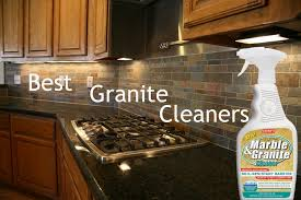 best granite cleaners