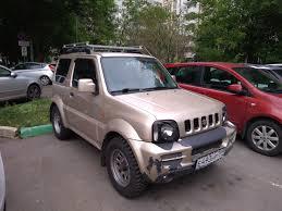 <b>Багажная корзина</b> на крышу — <b>Suzuki</b> Jimny, 1.3 л., 2008 года на ...