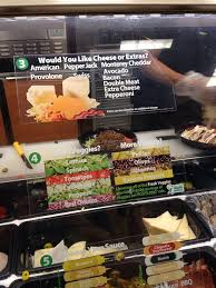 subway cheese options. Fine Cheese For Subway Cheese Options 2