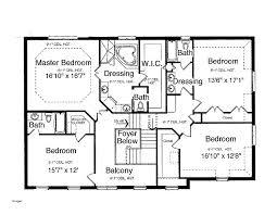 4 bedroom 2 story house plans house plans 4 bedroom 2 story elegant house plan unique