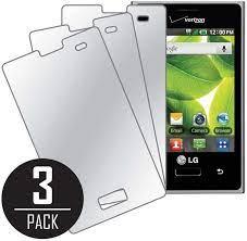 LG Optimus Zone VS410 - Mirror (Pack ...