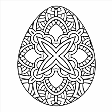 Small Picture Coloring Pages Kids Easter Egg Color Pages Egg Coloring Page