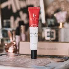 Applying this coffee bean caffeine eye cream will lift the morning fog from your face. Beauty By Earth Coffee Bean Eye Cream Organic Bunny Box