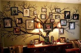 Diy Family Tree Wall Art Decor Beesdiy Com