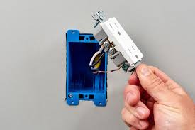 how to install an receptacle
