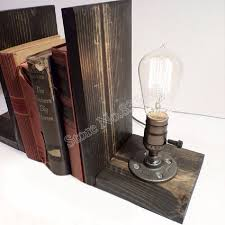 edison table lamp vintage home lighting. Vintage Table Lamp Water Pipe Light Home Bar Decor With T45 Edison Bulb Color Bronze-in Wall Lamps From Lights \u0026 Lighting On Aliexpress.com | Alibaba